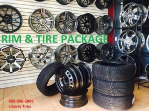 Honda Civic Winter Rim & Tire Package @Liberty Tires Call 905-896-8473