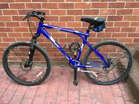 GT XC3 Aggressor bicycle