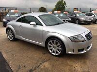 Late 2005 Audi TT 3.2 V6 Manual **Good History** *254bhp* (beetle,golf,mini,m3)