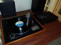 Vinyl Based Vintage Stereo System......High Quality......Working Perfectly