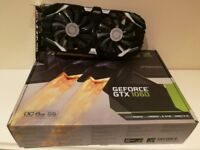 MSI GEFORCE GTX 1060 Graphics Card 6GB