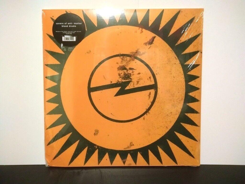Cavern of Anti-matter - Blood Drums - Vinyl - NEW & Sealed