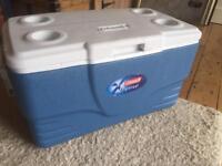 Coleman XTreme 36 quart portable cool box,as new