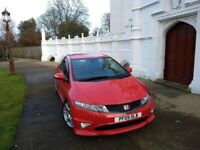 2009 Honda Civic Type R GT FN2 Limited Slip Differential Milano Red 30,000 Miles Fantastic Condition