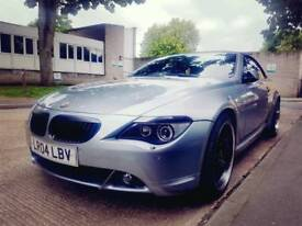 Bmw 645 Convertible 04/stage remap