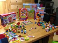 Moshi monster bundle includes CD, game & jigsaw