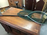 Lovely quality fishing landing net by Distinction