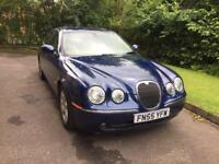 JAGUAR S TYPE V6 3.0 2 OWNERS,70000 MLS
