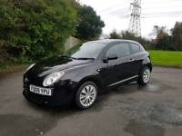 09 ALPHA ROMEO MITO TURISMO 1.2 D £30 TAX FSH AND BELT DONE