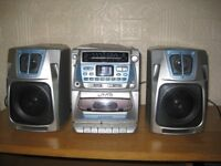 Various Music tape/radio/cd players