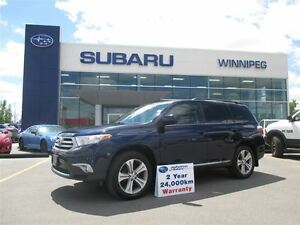 2011 Toyota Highlander 4wd AUGUST SPECIAL
