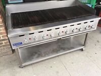 COMMERCIAL 1.8M GRILL RESTAURANT KITCHEN BBQ CATERING CAFE SHOP TAKEAWAY FASTFOOD KEBAB