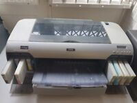 Epson Stylus Pro 4800 Inkjet Large-format Printer - Colour