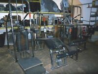 Pro Universal Gym Equipment