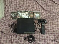 Playstation 3 for Sale in great conditions and good games to play with
