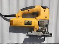 DeWALT DW321 Jigsaw, 110 Volt, 701 Watts