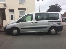 Reliable fiat taxi, low price £1200