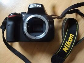 Nikon D D5100 Digital SLR Camera - Black (Body Only)
