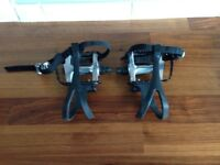 Road and MTB pedals for sale