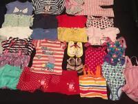 Girls 18-24 month summer bundle