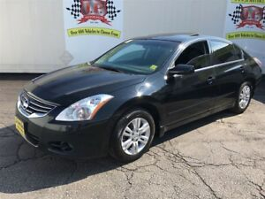 2012 Nissan Altima 2.5 S, Automatic, Sunroof, Only 83, 000km