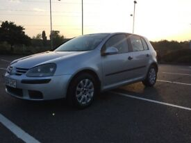 Golf 1.6 fsi 6 speed