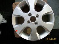 hyundia i10 alloy wheel genuine part