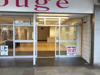 RETAIL SPACE AVAILABLE TO RENT