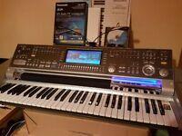 Technics KN 7000 Keyboard