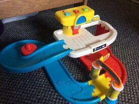 Carpark toy