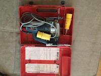 Bosch 110 jig saw