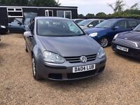 VOLKSWAGEN GOLF 1.4 S 3DR 2004 * IDEAL FIRST CAR*CHEAP INSURANCE * HPI CLEAR * SERVICE HISTORY