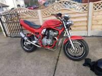 suzuki bandit 600 streetfighter not honda yamaha kawasaki motocross moped