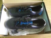 Mens size 11 Kooga KP 4000 rugby boots. Unused and boxed.