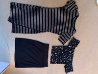 Girls Size 4 (Age 10-12) 9 Item Bundle