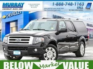 2014 Ford Expedition Max Limited  **sunroof! winter tires!**