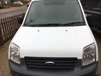 *WHITE FORD TRANSIT CONNECT FOR SALE*