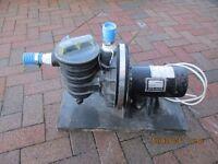 Sta-rite swimming pool pump 0.75 HP