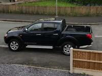 Mitsubishi L200 warrior double cab 2009