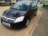 Zafira 7 seater low miles
