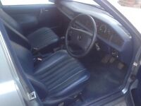 MERCEDES 190 2.5D LEATHER INTERIOR ELECTRIC SUNROOF SOLID ENGINE