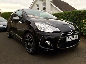 2014 Citroen Ds3 1.6 E-Hdi D-Style + Airdream