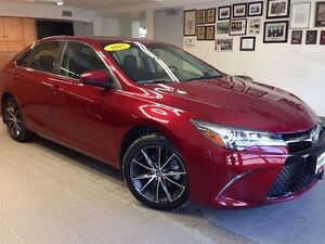 2015 Toyota Camry XSE LOW MILEAGE / LOADED