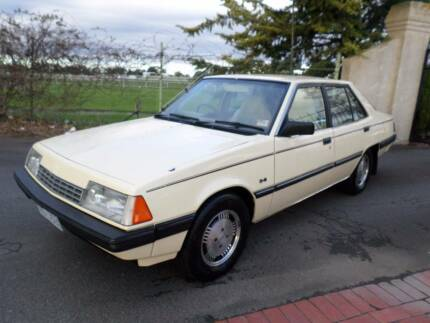 1984 Mitsubishi Sigma Sedan Traralgon East Latrobe Valley Preview