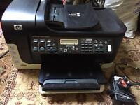 HP office jet 6500 wireless all in one printer
