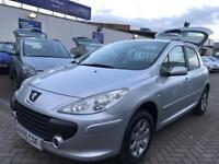 2005 55 PEUGEOT 307 1.6 CHEAP BARGAIN CAR SUPERB DRIVE AND CONDITION **REDUCE...