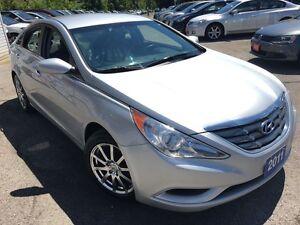 2011 Hyundai Sonata GLS/AUTO/LOADED/ALLOY WHEELS/HEATED SEATS/LI