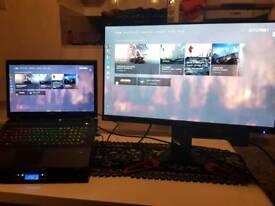 Custom build gaming laptop top spec