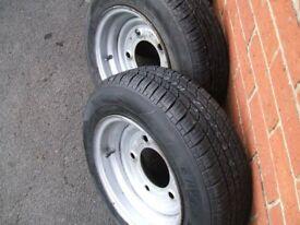 Ifor william wheels & tyres