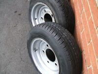 Ifor william wheels & tyres